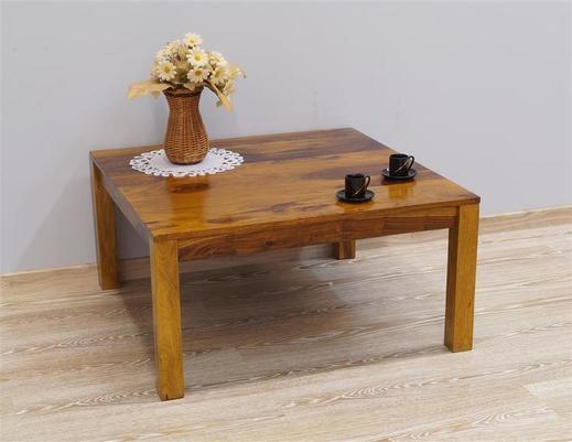 Stolik drewniany indyjski kolonialny