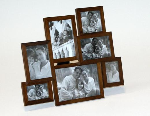Ramka na zdjęcia z drewna