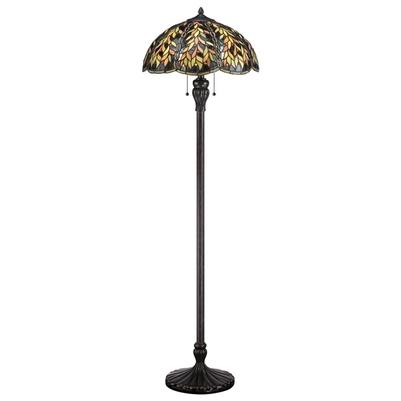 lampy podłogowe kolonialne