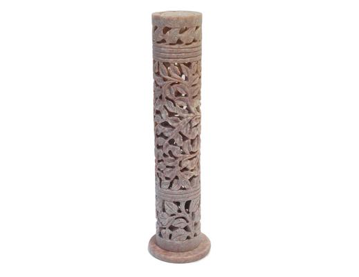 Indyjska podstawka pod kadzidełka z kamienia