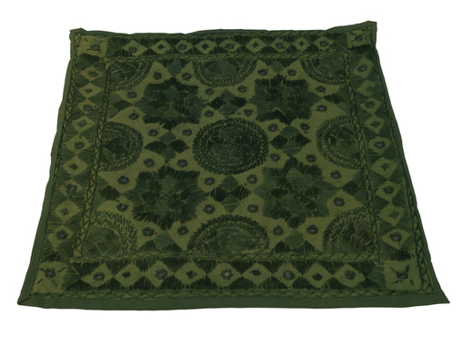 Poszewka na poduszkę jaśka dekoracyjna indyjska ręcznie wykonana