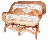 Sofa wiklinowa