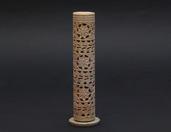 Indyjska podstawka na kadzidełko z kamienia