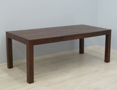 Stół kolonialny z drewna palisandru indyjskiego