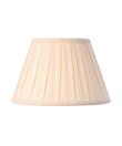 Bawełniany abażur w kolorze perłowym 30cm