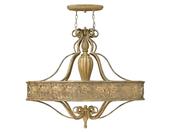 Podłużna lampa wisząca Carabel