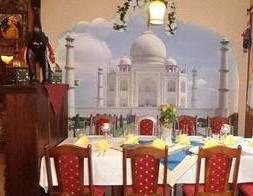 Tadż Mahal. Kulinarno - wystrojowa wyprawa do Indii.